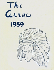 1959 Edition, Frontier Regional High School - Arrow Yearbook (South Deerfield, MA)