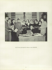 Page 15, 1953 Edition, St Clement High School - Anchor Yearbook (Medford, MA) online yearbook collection