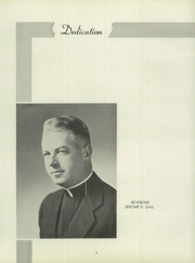Page 8, 1953 Edition, St Clement High School - Anchor Yearbook (Medford, MA) online yearbook collection