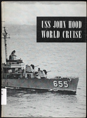 Page 1, 1955 Edition, John Hood (DD 655) - Naval Cruise Book online yearbook collection