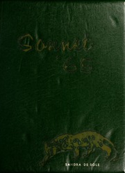 1965 Edition, Avon High School - Sonnet Yearbook (Avon, MA)