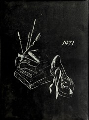1971 Edition, Avon High School - Sonnet Yearbook (Avon, MA)