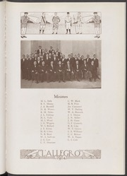 Page 109, 1914 Edition, Mississippi College - Tribesman Yearbook (Clinton, MS) online yearbook collection