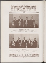 Page 110, 1914 Edition, Mississippi College - Tribesman Yearbook (Clinton, MS) online yearbook collection