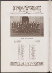 Page 112, 1914 Edition, Mississippi College - Tribesman Yearbook (Clinton, MS) online yearbook collection