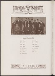 Page 114, 1914 Edition, Mississippi College - Tribesman Yearbook (Clinton, MS) online yearbook collection