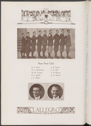 Page 116, 1914 Edition, Mississippi College - Tribesman Yearbook (Clinton, MS) online yearbook collection