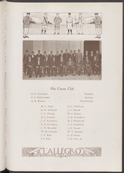 Page 119, 1914 Edition, Mississippi College - Tribesman Yearbook (Clinton, MS) online yearbook collection