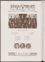 Page 120, 1914 Edition, Mississippi College - Tribesman Yearbook (Clinton, MS) online yearbook collection