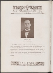 Page 124, 1914 Edition, Mississippi College - Tribesman Yearbook (Clinton, MS) online yearbook collection