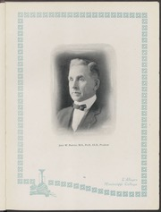 Page 17, 1924 Edition, Mississippi College - Tribesman Yearbook (Clinton, MS) online yearbook collection