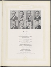 Page 25, 1931 Edition, Mississippi College - Tribesman Yearbook (Clinton, MS) online yearbook collection