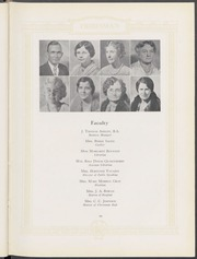 Page 27, 1931 Edition, Mississippi College - Tribesman Yearbook (Clinton, MS) online yearbook collection