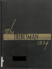 Mississippi College - Tribesman Yearbook (Clinton, MS) online yearbook collection, 1934 Edition, Page 1