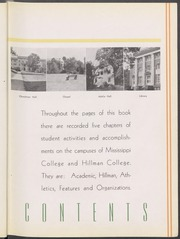 Page 11, 1938 Edition, Mississippi College - Tribesman Yearbook (Clinton, MS) online yearbook collection
