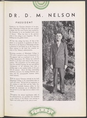 Page 15, 1938 Edition, Mississippi College - Tribesman Yearbook (Clinton, MS) online yearbook collection