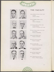Page 16, 1938 Edition, Mississippi College - Tribesman Yearbook (Clinton, MS) online yearbook collection