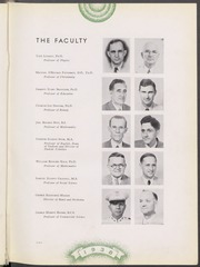 Page 17, 1938 Edition, Mississippi College - Tribesman Yearbook (Clinton, MS) online yearbook collection