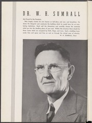 Page 10, 1946 Edition, Mississippi College - Tribesman Yearbook (Clinton, MS) online yearbook collection