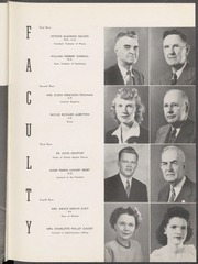Page 11, 1946 Edition, Mississippi College - Tribesman Yearbook (Clinton, MS) online yearbook collection