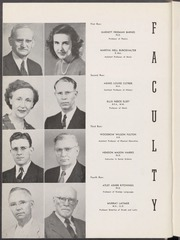 Page 12, 1946 Edition, Mississippi College - Tribesman Yearbook (Clinton, MS) online yearbook collection