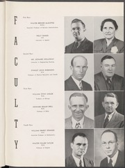 Page 13, 1946 Edition, Mississippi College - Tribesman Yearbook (Clinton, MS) online yearbook collection