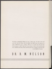 Page 8, 1946 Edition, Mississippi College - Tribesman Yearbook (Clinton, MS) online yearbook collection