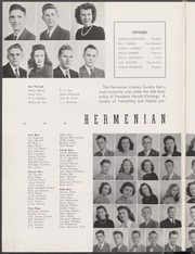 Page 116, 1947 Edition, Mississippi College - Tribesman Yearbook (Clinton, MS) online yearbook collection