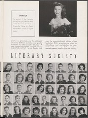 Page 117, 1947 Edition, Mississippi College - Tribesman Yearbook (Clinton, MS) online yearbook collection