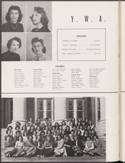 Page 122, 1947 Edition, Mississippi College - Tribesman Yearbook (Clinton, MS) online yearbook collection