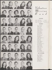 Page 124, 1947 Edition, Mississippi College - Tribesman Yearbook (Clinton, MS) online yearbook collection