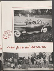 Page 7, 1948 Edition, Mississippi College - Tribesman Yearbook (Clinton, MS) online yearbook collection
