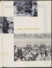 Page 11, 1955 Edition, Mississippi College - Tribesman Yearbook (Clinton, MS) online yearbook collection