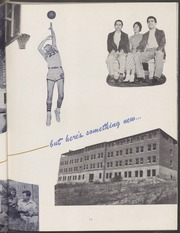 Page 13, 1955 Edition, Mississippi College - Tribesman Yearbook (Clinton, MS) online yearbook collection