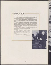 Page 16, 1955 Edition, Mississippi College - Tribesman Yearbook (Clinton, MS) online yearbook collection