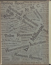 Page 2, 1955 Edition, Mississippi College - Tribesman Yearbook (Clinton, MS) online yearbook collection
