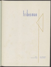 Page 3, 1955 Edition, Mississippi College - Tribesman Yearbook (Clinton, MS) online yearbook collection