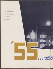 Page 4, 1955 Edition, Mississippi College - Tribesman Yearbook (Clinton, MS) online yearbook collection