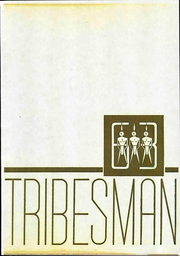 Mississippi College - Tribesman Yearbook (Clinton, MS) online yearbook collection, 1963 Edition, Page 1