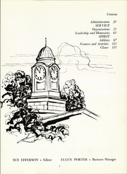 Page 11, 1967 Edition, Mississippi College - Tribesman Yearbook (Clinton, MS) online yearbook collection
