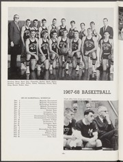 Page 162, 1968 Edition, Mississippi College - Tribesman Yearbook (Clinton, MS) online yearbook collection