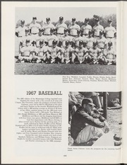 Page 168, 1968 Edition, Mississippi College - Tribesman Yearbook (Clinton, MS) online yearbook collection