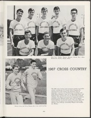 Page 171, 1968 Edition, Mississippi College - Tribesman Yearbook (Clinton, MS) online yearbook collection