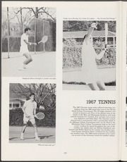 Page 174, 1968 Edition, Mississippi College - Tribesman Yearbook (Clinton, MS) online yearbook collection
