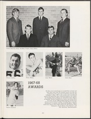 Page 175, 1968 Edition, Mississippi College - Tribesman Yearbook (Clinton, MS) online yearbook collection
