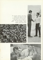 Page 10, 1970 Edition, Mississippi College - Tribesman Yearbook (Clinton, MS) online yearbook collection
