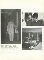 Page 11, 1970 Edition, Mississippi College - Tribesman Yearbook (Clinton, MS) online yearbook collection