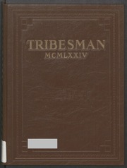 Mississippi College - Tribesman Yearbook (Clinton, MS) online yearbook collection, 1974 Edition, Page 1