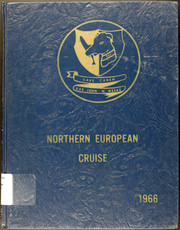 1966 Edition, John Weeks (DD 701) - Naval Cruise Book
