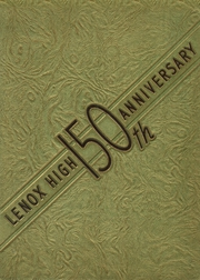 Page 1, 1953 Edition, Lenox Memorial High School - Xonel Yearbook (Lenox, MA) online yearbook collection